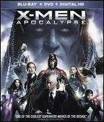 X-Men: Apocalypse [Blu-ray/DVD] - Bryan Singer
