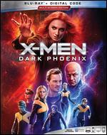 X-Men: Dark Phoenix [Includes Digital Copy] [Blu-ray]
