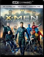 X-Men: Days of Future Past [4K Ultra HD Blu-ray/Blu-ray] [Includes Digital Copy]