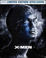 X-Men [Includes Digital Copy] [Blu-ray] [SteelBook]