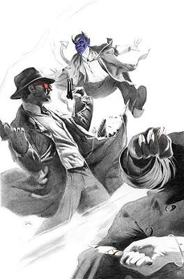 X-Men Noir: Mark of Cain - Lente, Fred Van, and Van Lente, Fred (Text by)