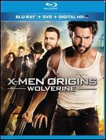 X-Men Origins: Wolverine [2 Discs] [Includes Digital Copy] [UltraViolet] [Blu-ray/DVD]