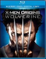 X-Men Origins: Wolverine [Blu-ray/DVD]