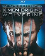 X-Men Origins: Wolverine [Includes Digital Copy] [Blu-ray]