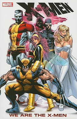X-men: We Are The X-men - Morrison, Grant (Text by), and Lee, Stan (Text by), and Claremont, Chris (Text by)