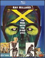 X: The Man with X-Ray Eyes [Blu-ray] - Roger Corman