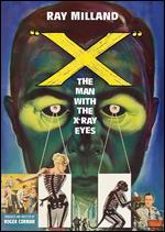 X: The Man with X-Ray Eyes - Roger Corman