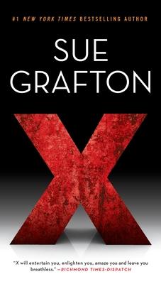 X - Grafton, Sue