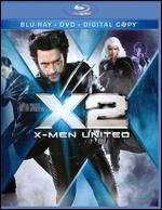 X2: X-Men United [2 Discs] [Includes Digital Copy] [Blu-ray/DVD]