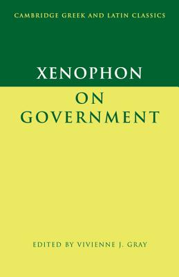 Xenophon on Government - Xenophon