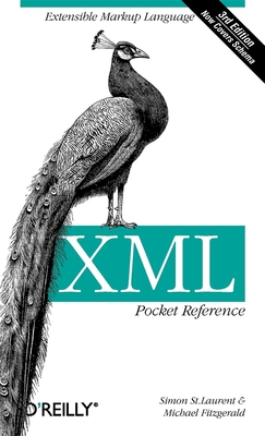 XML Pocket Reference - Laurent, Simon St