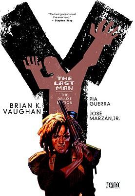 Y the Last Man, Book Two - Vaughan, Brian K, and Guerra, Pia (Illustrator), and Marzan, Jose, Jr. (Illustrator)