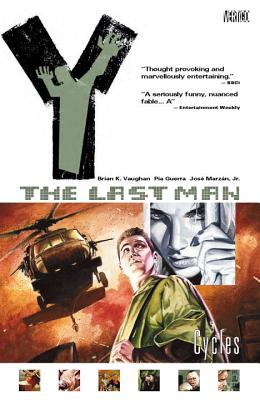 Y: The Last Man Vol 02: Cycles - Vaughan, Brian K