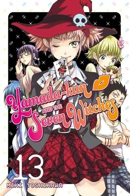 Yamada-Kun and the Seven Witches 13 - Yoshikawa, Miki