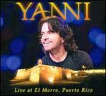 Yanni: Live in el Morro Puerto Rico [CD/DVD]