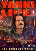 Yanni: Live - The Concert Event - George Veras; Jerry McReynolds