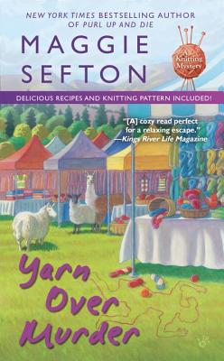 Yarn Over Murder - Sefton, Maggie