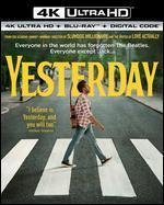 Yesterday [Includes Digital Copy] [4K Ultra HD Blu-ray/Blu-ray]