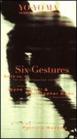 Yo-Yo Ma Inspired by Bach: Six Gestures