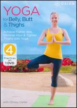 Yoga for Belly, Butt & Thighs with Chrissy Carter
