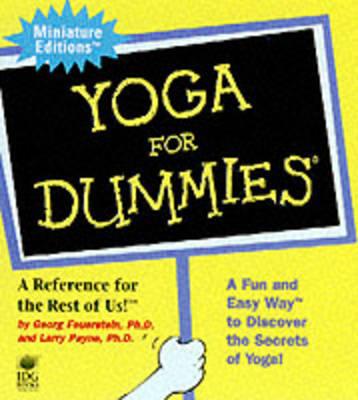Yoga for Dummies -