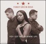 "You Got Me Burning Up [CD/12""]"
