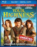 Your Highness [Includes Digital Copy] [Blu-ray]