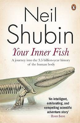 Your Inner Fish: The Amazing Discovery of Our 375-Million-Year-Old Ancestor - Shubin, Neil