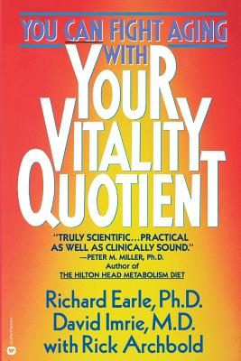 Your Vitality Quotient - Earle, Richard, Dr., and Imrie, David