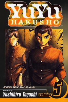 Yu Yu Hakusho, Vol. 5 - Togashi, Yoshiro