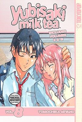 Yubisaki Milk Tea, Volume 8 & 9 - Miyano, Tomochika