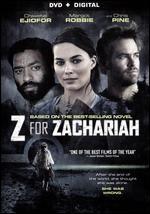 Z for Zachariah - Craig Zobel