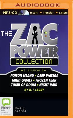 Zac Power Collection #1 - Larry, H I