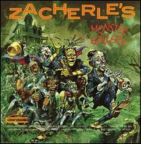 Zacherley's Monster Gallery - John Zacherley