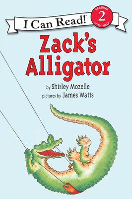 Zack's Alligator - Mozelle, Shirley