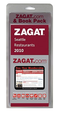 Zagat Seattle Restaurants - Zagat Survey (Creator)