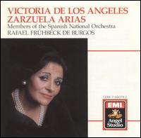 Zarzuela Arias - Victoria de los Angeles (vocals); Rafael Frühbeck de Burgos (conductor)