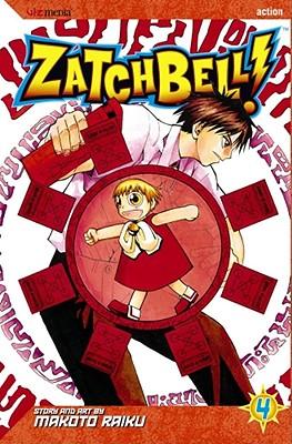 Zatch Bell!, Volume 4 -