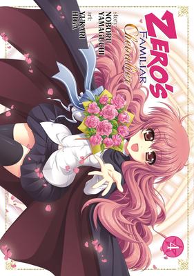 Zero's Familiar Chevalier Vol. 4 - Yamaguchi, Noboru