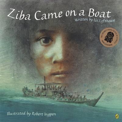 Ziba Came on a Boat - Lofthouse, Liz