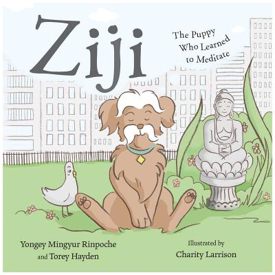 Ziji: The Puppy Who Learned to Meditate - Mingyur, Yongey, and Hayden, Torey