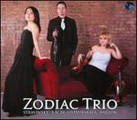 Zodiac Trio plays Stravinsky, Bacri, Ustvolskaya & Bartók