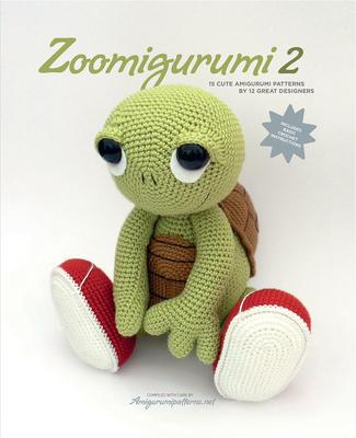 Zoomigurumi: 2: 15 Cute Amigurumi Patterns by 12 Great Designers - Amigurumipatterns.net