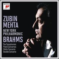 Zubin Mehta conducts Brahms -