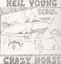Zuma - Neil Young & Crazy Horse